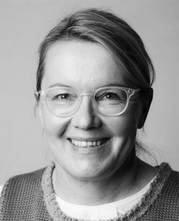 Portrait Birgit Weiß, Gründerin von Zopf & Falte